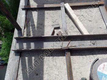 ukreplenie balkona vneshnjaja otdelka balkona 12 387x291 - Фото остекления балкона № 65