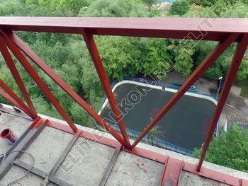 ukreplenie balkona vneshnjaja otdelka balkona 13 387x291 - Фото остекления балкона № 65