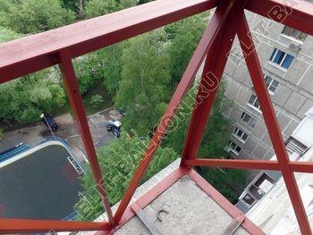 ukreplenie balkona vneshnjaja otdelka balkona 14 387x291 - Фото остекления балкона № 65