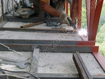 ukreplenie balkona vneshnjaja otdelka balkona 25 387x291 - Фото остекления балкона № 65