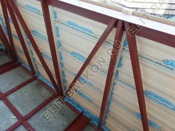 ukreplenie balkona vneshnjaja otdelka balkona 32 387x291 - Фото остекления балкона № 65
