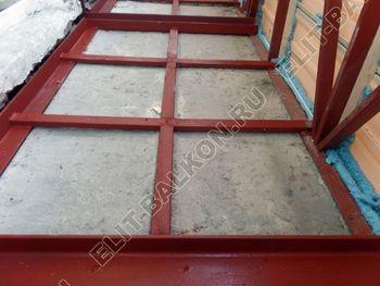 ukreplenie balkona vneshnjaja otdelka balkona 34 387x291 - Фото остекления балкона № 65