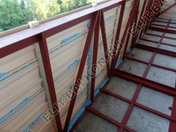ukreplenie balkona vneshnjaja otdelka balkona 37 387x291 - Фото остекления балкона № 65