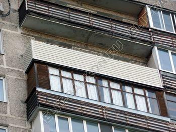 ukreplenie balkona vneshnjaja otdelka balkona 38 387x291 - Фото остекления балкона № 65