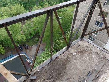 ukreplenie balkona vneshnjaja otdelka balkona 6 387x291 - Фото остекления балкона № 65