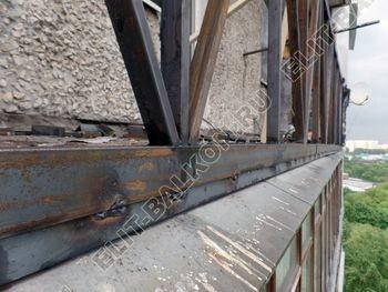 ukreplenie balkona vneshnjaja otdelka balkona 9 387x291 - Фото остекления балкона № 65