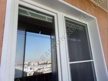 Фото остекления балконного блока № 67