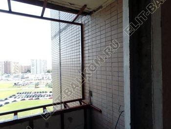 bezramnoe osteklenie balkona 3 387x291 - Фото остекления балкона № 74