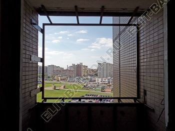 bezramnoe osteklenie balkona 5 387x291 - Фото остекления балкона № 74