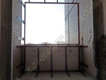 bezramnoe osteklenie balkona 6 387x291 - Фото остекления балкона № 74