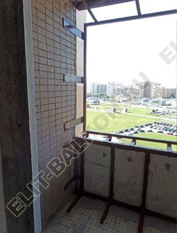bezramnoe osteklenie balkona 8 387x291 - Фото остекления балкона № 74