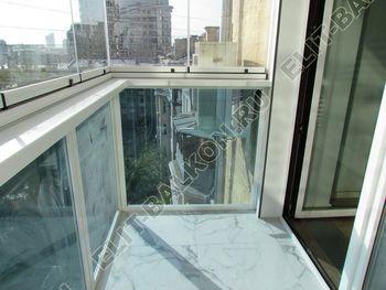 bezramnoe osteklenie balkona novinskij bulvar 1 387x291 - Безрамное остекление балконов