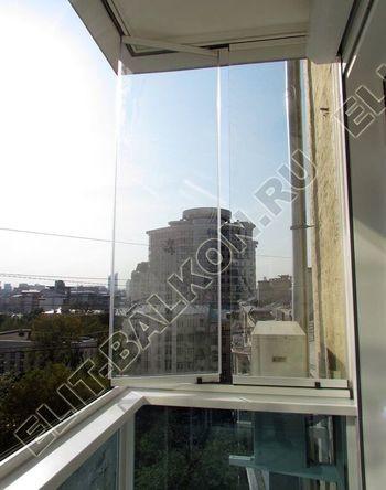 bezramnoe osteklenie balkona novinskij bulvar 3 387x291 - Безрамное остекление балконов