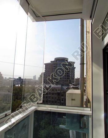 bezramnoe osteklenie balkona novinskij bulvar 4 387x291 - Безрамное остекление балконов