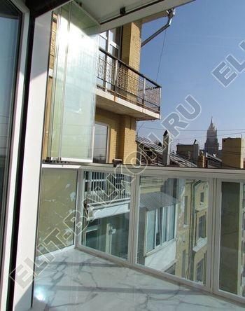 bezramnoe osteklenie balkona novinskij bulvar 5 387x291 - Безрамное остекление балконов