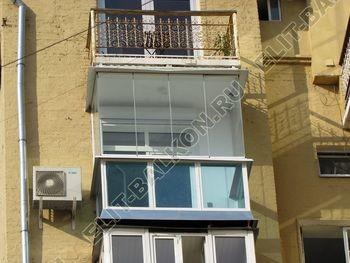 bezramnoe osteklenie balkona novinskij bulvar 6 387x291 - Безрамное остекление балконов