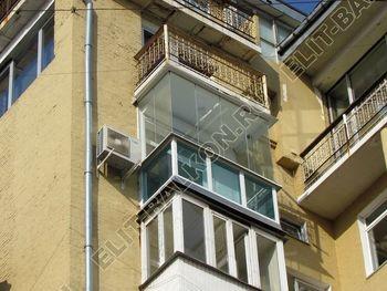 bezramnoe osteklenie balkona novinskij bulvar 7 387x291 - Безрамное остекление балконов