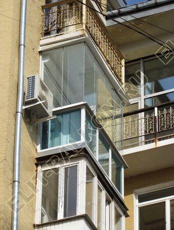 bezramnoe osteklenie balkona novinskij bulvar 8 387x291 - Безрамное остекление балконов
