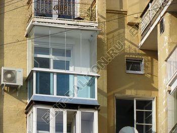 bezramnoe osteklenie balkona novinskij bulvar 9 387x291 - Безрамное остекление балконов