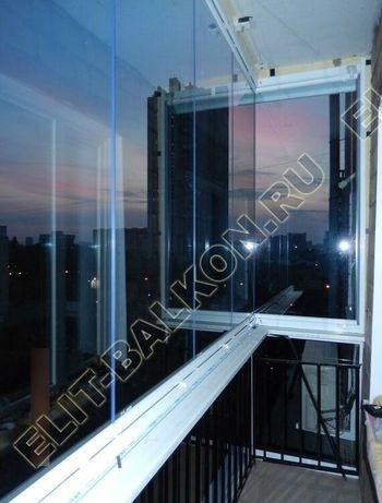 bezramnoe osteklenie balkona v stalinskom dome 5 387x291 - Безрамное остекление балконов