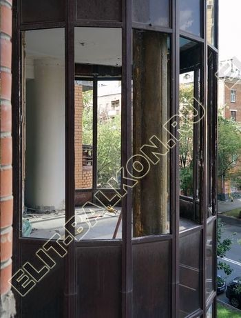 fasadnoe osteklenie balkona ot pola do potolka 11 387x291 - Фото фасадного остекления балкона № 76
