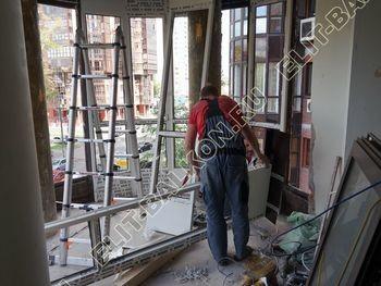 fasadnoe osteklenie balkona ot pola do potolka 14 387x291 - Фото фасадного остекления балкона № 76