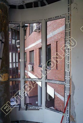 fasadnoe osteklenie balkona ot pola do potolka 20 387x291 - Фото фасадного остекления балкона № 76