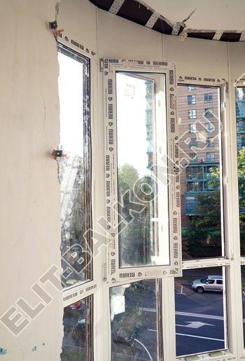 fasadnoe osteklenie balkona ot pola do potolka 26 387x291 - Фото фасадного остекления балкона № 76