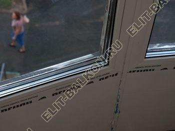 fasadnoe osteklenie balkona ot pola do potolka 31 387x291 - Фото фасадного остекления балкона № 76