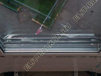 fasadnoe osteklenie balkona ot pola do potolka 33 387x291 - Фото фасадного остекления балкона № 76