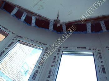 fasadnoe osteklenie balkona ot pola do potolka 37 387x291 - Фото фасадного остекления балкона № 76