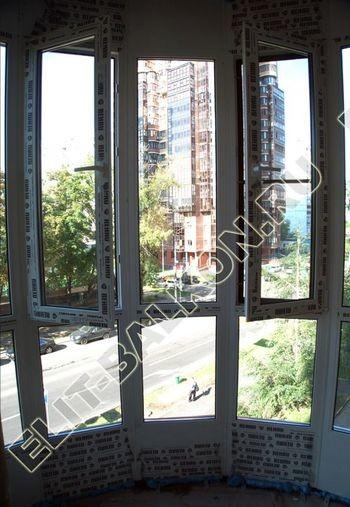 fasadnoe osteklenie balkona ot pola do potolka 41 387x291 - Фото фасадного остекления балкона № 76