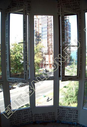 fasadnoe osteklenie balkona ot pola do potolka 42 387x291 - Фото фасадного остекления балкона № 76