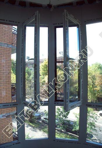 fasadnoe osteklenie balkona ot pola do potolka 43 387x291 - Фото фасадного остекления балкона № 76
