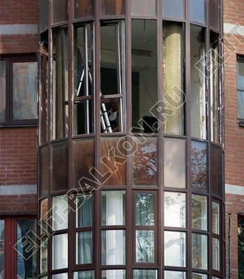 fasadnoe osteklenie balkona ot pola do potolka 8 387x291 - Фото фасадного остекления балкона № 76