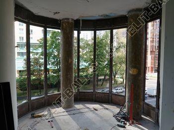 fasadnoe osteklenie balkona ot pola do potolka 9 387x291 - Фото фасадного остекления балкона № 76