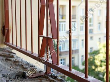 kovannyj parapet na balkone 10 387x291 - Фото кованного парапета балкона № 80