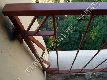 kovannyj parapet na balkone 2 387x291 - Фото кованного парапета балкона № 80