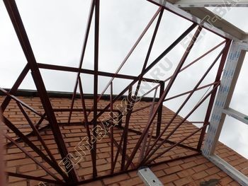 montazh kryshi 1 387x291 - Фото крыши балкона № 75