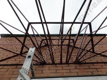 Фото крыши балкона № 75