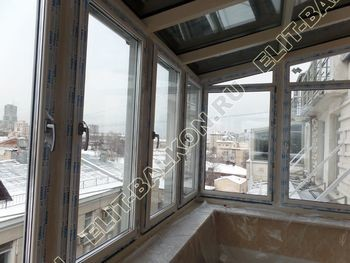 osteklenie balkona PVH 10 387x291 - Фото остекления балкона № 78