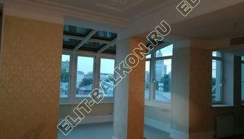 osteklenie balkona PVH 13 387x291 - Фото остекления балкона № 78