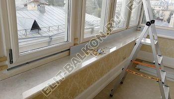 osteklenie balkona PVH 14 387x291 - Фото остекления балкона № 78