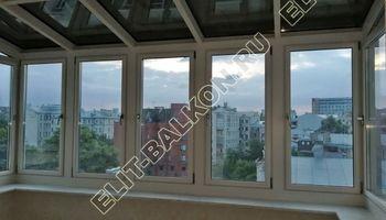 osteklenie balkona PVH 15 387x291 - Фото остекления балкона № 78
