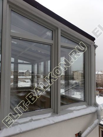 osteklenie balkona PVH 6 387x291 - Фото остекления балкона № 78