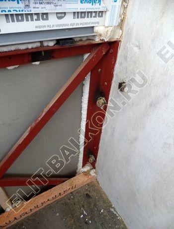 Фото остекления балкона № 73