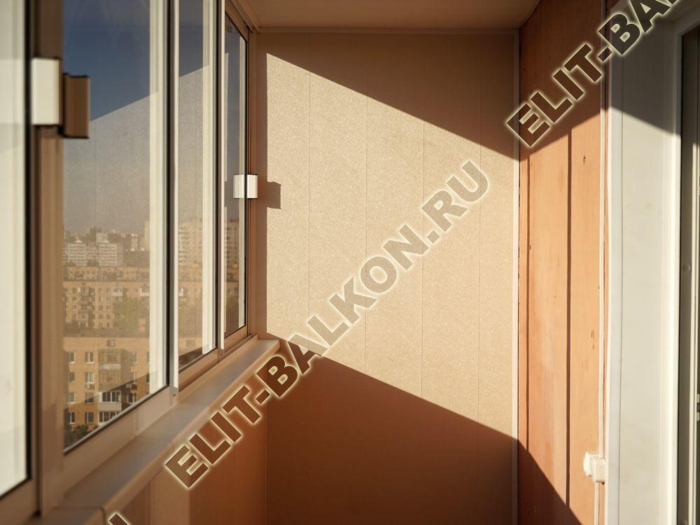 osteklenie lodzhii aljumpremium chetyrehpoloznyj 8 - Отделка балкона стеновыми панелями МДФ