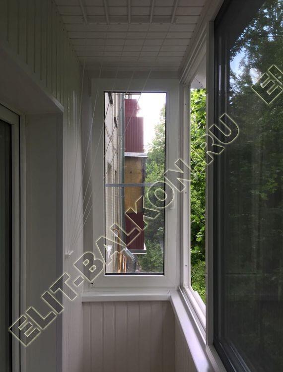 Фото балкона под ключ