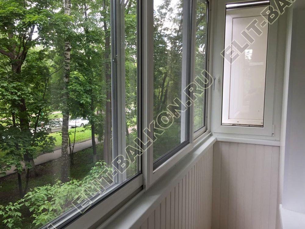 Остекление балконов премиум-уровня
