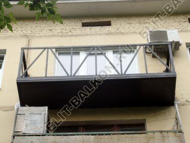 ukreplenie razrushennogo balkona novyj parapet 19 387x291 - Укрепление балконов
